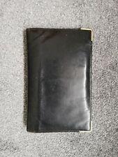 Man's goatskin wallet