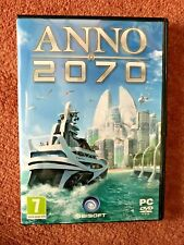 Anno 2070 PC Simulation Game: PC DVD ROM Multiplayer - COMPLETE WITH PRODUCT KEY