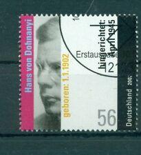 Allemagne -Germany 2002 - Michel n. 2233 - Hans von Dohnányi