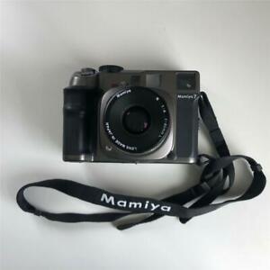 MAMIYA 7 CAMERA 6x7 with MAMIYA N 80mm f/4L Lens