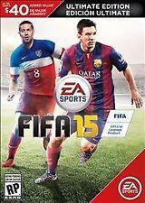 FIFA 15: Ultimate Edition (PC, 2014)