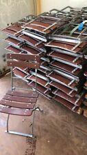 Ø=40mm 4x Stuhlkappe mit Schraube für Biergarten-Stuhl-Sessel-Tisch Fußkappen