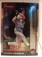 1999 Bowman International #42 Darin Erstad Los Angeles Angels Baseball Card
