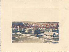 Foto, Wehrmacht, Einmarsch in die Slowakei März 1939, das erste Dorf; 5026-160
