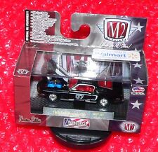 M2 Machines Auto-Dreams  1968 Ford Mustang 390  Old Glory