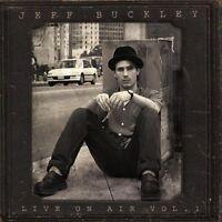 Jeff Buckley : Live On Air - Volume 1 CD 2 discs (2016) ***NEW*** Amazing Value