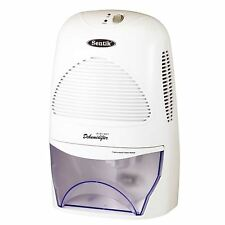 DEHUMIDIFIER 2L LITRE HOME BEDROOM KITCHEN AIR PURIFIER DRYER DAMP MOISURE FREE