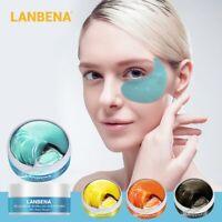 Eyes Care Gel Retinol Gold Collagen Eye Patch Moisturizing Anti Aging Eyes Care