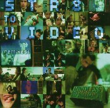 MINDLESS SELF INDULGENCE Straight to Video (remixes) CD 2005