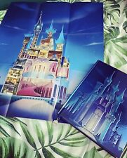 Disney Cinderella Castle Collection Journal Notebook Diary Limited 1 of 10 *New*