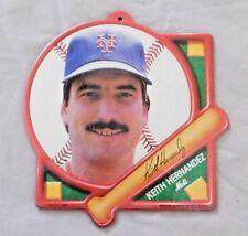 Keith Hernandez New York Mets 1990 Baseball Play Ball Plaque