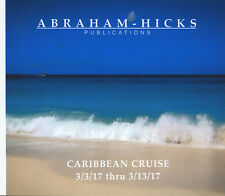 Abraham-Hicks Esther 11 CD Caribbean Cruise 2017 - MOST RECENT