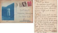 # VAGLIA: foto cart. privata- agosto 1939 LUISA IN PLENILUNIO
