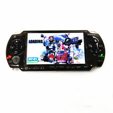 Refurbished Clear Black Sony PSP-2000 Handheld System Game Console PSP 2000