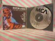 ELTON JOHN Your Songs CD MCAD-31016