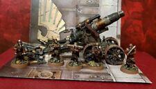 Death Korps of Krieg Medusa Carriage Battery painted pack Warhammer 40k