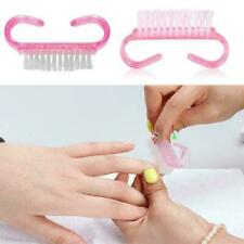 Nail Cleaning Brush For File Manicure Pedicure Tool Gift Random Z5B9