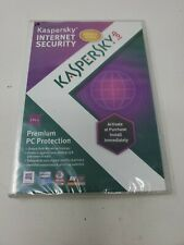 Kaspersky Internet Security 2013 (Retail) (3) - Full Version for Windows PC