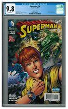 Superman #34 (2014) Selfie Variant CGC 9.8 HH247