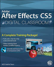 Adobe After Effects CS5 Digital Classroom-ExLibrary