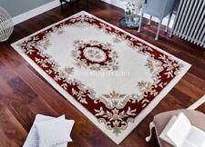 Tapis rouge persane/orientale traditionnelle sans marque pour la maison