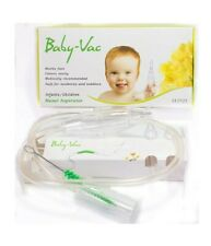 Baby-Vac Nasal Aspirator for Infants/Children Works Fast New