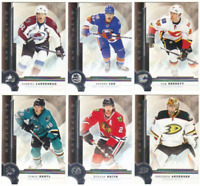 2016-17 Upper Deck Artifacts Hockey - Base Set Cards - Choose Card #'s 1-100
