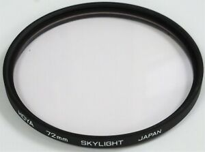 Hoya 72mm Skylight Lens Filter