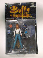 """Buffy The Vampire Slayer Human Willow In Blue Jeans Btvs Angel 6"""".New On Card"""