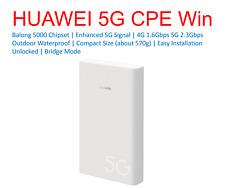 Huawei 5G CPE Win 4G 1.6Gbps 5G 2.3Gbps Much Better than Netgear Nighthawk M1 M2