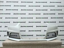 AUDI RS4 2013-2014 FRONT BUMPER GENUINE [A119]
