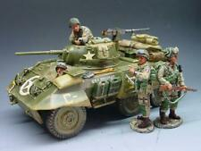DD038 *-  M8 Greyhound Armored Car - D-Day - King and Country