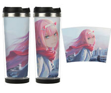 Zero Two Darling in the franXX Trinkflasche Thermo Edelstahl Dringking Cup 400ML