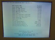 486er NOTEBOOK Schneider N486SLC 25MHz HLOXP691C 8MB RAM 40MB Festplatte DOS ´92