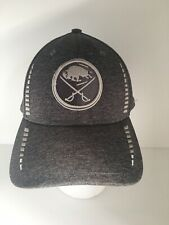 New Era Buffalo Sabres Hat Size Adult Medium/large Pre-owned Gray
