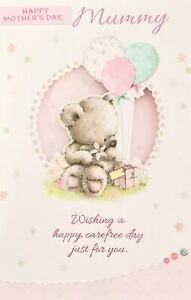 Happy Mother's Day Mummy Card
