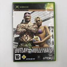 3x Original Xbox Spielepaket (Top Spin, Outlaw Volleyball, Wintersport.