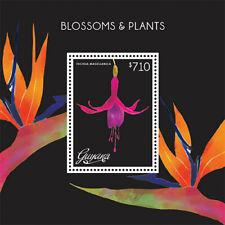 Guyana - 2013 - Blossoming Plants - Souvenir Sheet - MNH