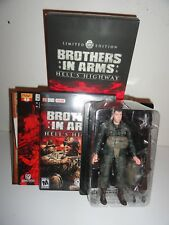 "LIMITED EDITION ""BROTHERS IN ARMS"" HELL'S HIGHWAY DVD BOXED SET-NEW IN BOX"