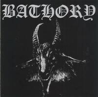 BATHORY - BATHORY (S/T Self-Titled) (1984/1991) Black Metal CD Jewel Case+GIFT