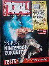 Total! Magazin Jahrgang 1995 Ausgaben zum Auswählen Nintendo