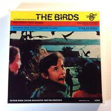 Vintage 8mm Super 8 Sound Movie THE BIRDS HITCHCOCK