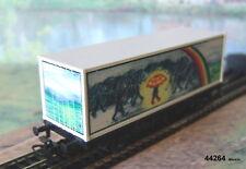 "Märklin 44264 Vagone per Container "" Sos Kinderdorf "" 1998 # Nuovo"