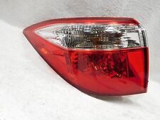 14 15 16 2014-2016 TOYOTA COROLLA LEFT DRIVERS SIDE TAIL LIGHT LAMP OEM A304