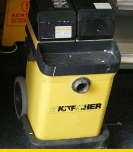 KÄRCHER NT 601 K 1.459-141.0 Nasssauger mit Entsorgungspumpe 230 V gebraucht