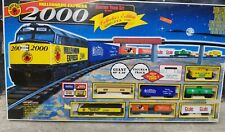 ELECTRIC TRAIN SET HO SCALE SHOP RITE MILLENNIUM EXPRESS 2000 COLLECTOR'S EDT