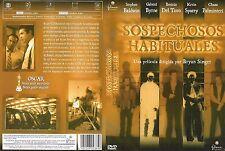 DVD SOSPECHOSOS HABITUALES (EDICIÓN ESPECIAL), SEMINUEVO!!!