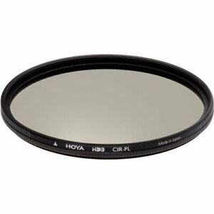 HOYA HD3 82mm Circular Polarizer -16 layer Ultra-Hard Nano-Coated Optical Glass