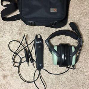 David Clark X-11 ENC Aviation Headset - 40960G-01