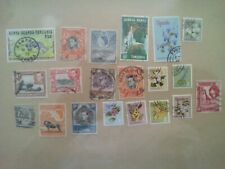 lot N°8 - 20 timbres OUGANDA - UGANDA